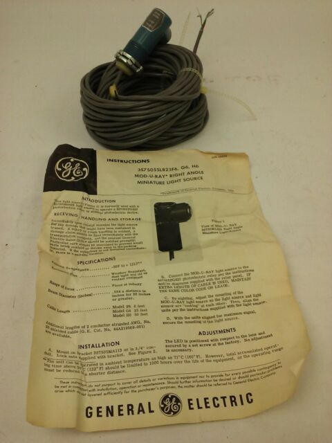 GENERAL ELECTRIC LIGHT SOURCE 3S7505SL520A6 NEW IN BOX