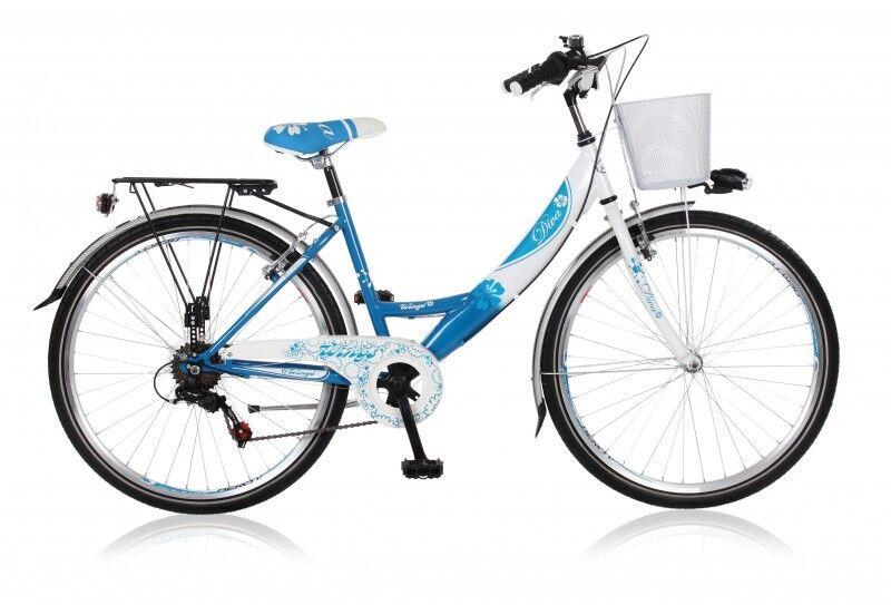 20 ZOLL Kinder City Fahrrad Kinderfahrrad Cityfahrrad Mädchenfahrrad Rad Bike