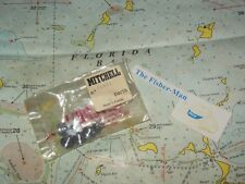 1 New Old Stock Garcia MITCHELL 320 324 FISHING REEL BAIL SCREW #1 NOS 81191