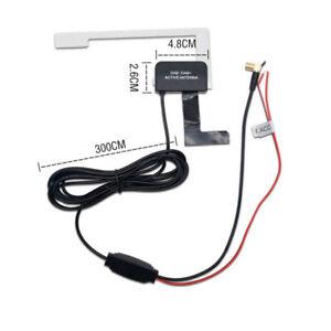 Pioneer-DAB-DAB-Glass-Mount-SMB-DAB-Digital-Car-Stereo-Radio-Aerial-Antenna