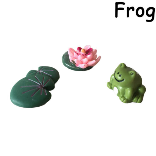 Micro Landscape Decor Resin Animals Figurine Craft Mini Statue Miniature Models