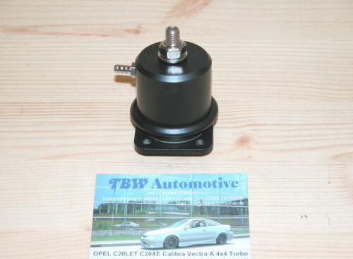 einstellbarer Benzindruckregler OPEL C20LET C20XE *NEU* BDR verstellbar spezif.