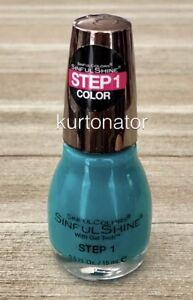 Sinful-Shine-Gel-Tech-Nail-Polish-Step-1-NEW-lt-Choose-ONE-NAIL-COLOR-gt