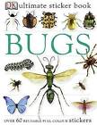 Bugs Ultimate Sticker Book by DK (Paperback, 2004)