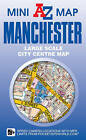 Manchester Mini Map by Geographers' A-Z Map Co Ltd (Sheet map, folded, 2016)