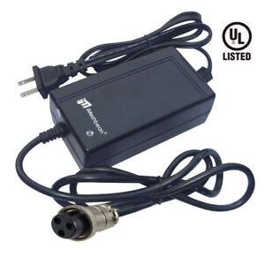 24V 2A Electric Scooter Battery Charger For RAZOR E100 E200 E300 E125 E150 E500