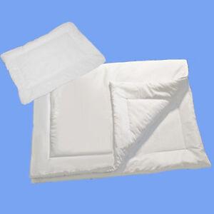 Baby Kinder Bettdecke Decke Kissen Set Bettdeckenset Steppdecke