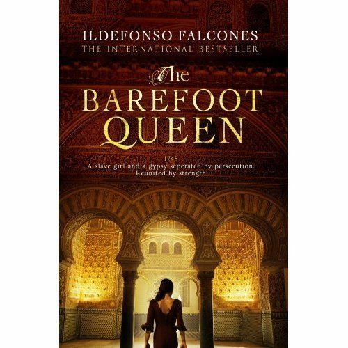 The Barefoot Queen-ExLibrary
