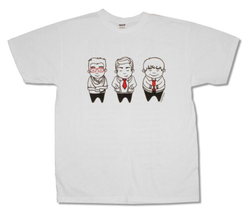 IL VOLO SKETCH IMAGE TOUR 2012 WHITE T SHIRT NEW OFFICIAL ADULT