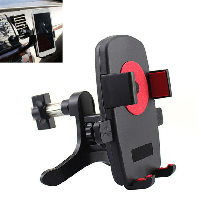 Universal 360 Degrees Rotating Air Vent Auto Car Mount Holder For Cell Phone Top