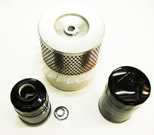 Details about Engine Filter Kit For Mitsubishi Shogun/Pajero 2 8TD V26/V46  (ROUND AIR)