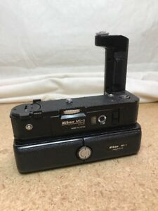 Details about Nikon MB-1 Battery Pack + MD-3 Motor Drive from Japan
