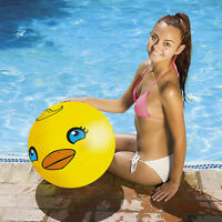 """Poolmaster 24"""" Inflatable Duck Play Swimming Pool Ball - 81122"""