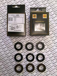 Interpump KIT 148 Pump Seal Kit For 22mm Piston (w92 ws132 ws162 etc KIT148)