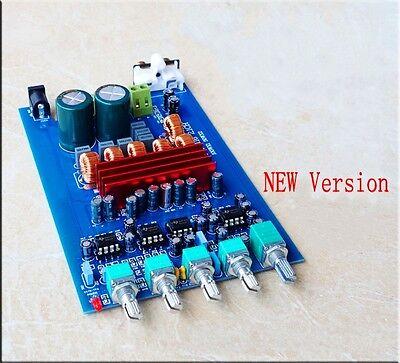 TPA3116D2 2.1 12v 50Wx2+100W HIFI digital subwoofer amplifier AMP board