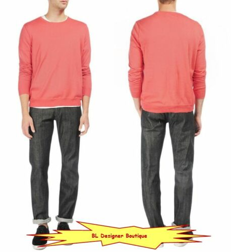 "RAG /& BONE /""Ealing/"" Cotton Cashmere Blend Crewneck Sweaters NEW NWT $195"