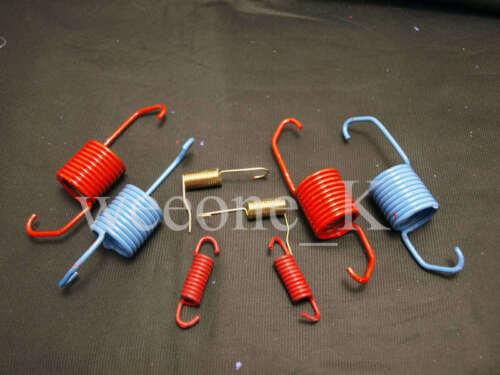 Drum Brake Hardware Kit Rear For Mitsubishi Mighty Max L200 Triton 1986-1996
