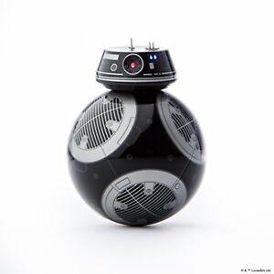 Sphero Star Wars Bb-9e Lecteur Hologramme Fonction App Activé Droid Vd01 F/s