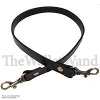 5/8 Wide Genuine Leather Shoulder Replacement Purse Strap Handbag Bag Handle