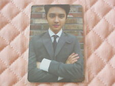 (ver. D.O.) EXO-K EXO 1st Album Repackage Growl Photocard K-POP DO TYPE A