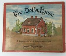 The DOLL'S HOUSE Lothar Meggendorfer Reproduction Pop-Up Book