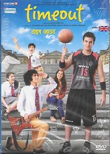 Time-Out-NUOVO-ORIGINALE-Bollywood-Dvd