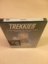 Trekkies DVD Paramount Pictures 1999 New Sealed With Bonus Comic Book