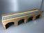thumbnail 2 - 1/35 TMW Stone Arch Railway Bridge Laser Cut Wood Kit