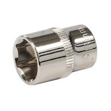 Silverline 568947 Socket 1//4-inch Drive Metric 13 mm