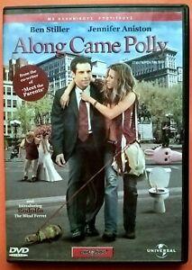 Along Came Polly 2004 Dvd Region 2 Ben Stiller Jennifer Aniston 5201793019520 Ebay