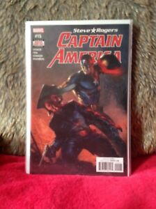 STEVE-ROGERS-CAPTAIN-AMERICA-15-DELLOTTO-FIRST-PRINT-EDITION-MARVEL-COMICS