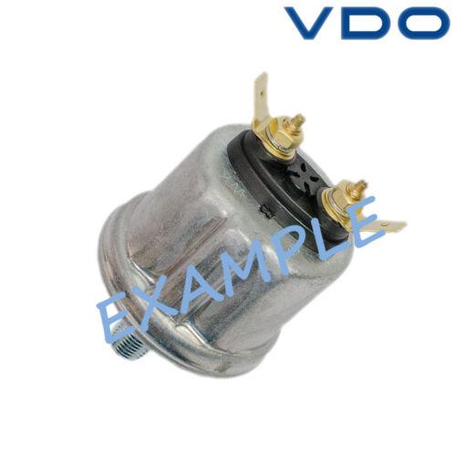 VDO Motor Öldruck Sensor mit Warnkontakt 10bar 360-081-030-039C