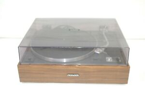 Vintage-Pioneer-PL-15D-II-Turntable-Record-Player-PL-150-DII-Great-Condition