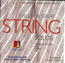 Classic FM - Essential Music Collection - All Time Great String Solos - (1996)