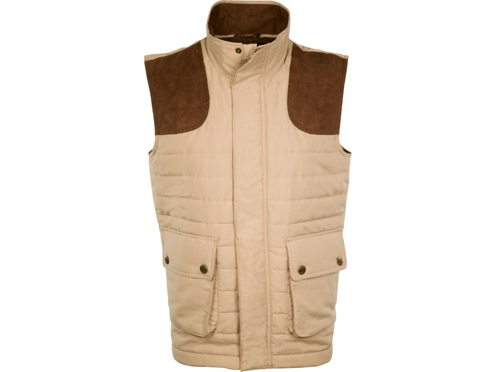 Midway Quilted Insulated Men's Vest Large