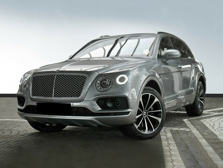 Bentley Bentayga 6,0 W12 aut. 5d
