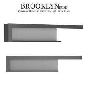 Brooklyn-Dusk-130cm-Wall-Shelf-in-Platinum-Light-Grey-Gloss-Modern-Display-Books