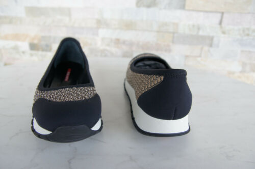 Beige € 35 Gr Slipper 3f6158 Bee Prada 490 Uvp Desert Shoes Ballerine Nuovo 50w4nBqBx7