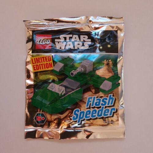 Flash Speeder NEU*** ***NEU Polybag LEGO Star Wars