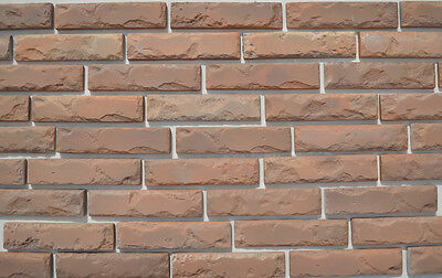 24 pcs MOLDS ANTIQUE BRICK VENEER for concrete plaster wall brick tiles #W08