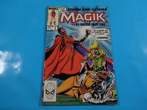 Magik-3-cents-varient-key-marvel-comics-Comic-book