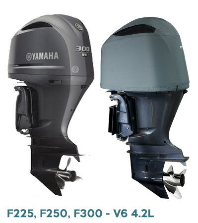 Parts & Accessories Yamaha Outboard Motor Vented Cover Automotive ...