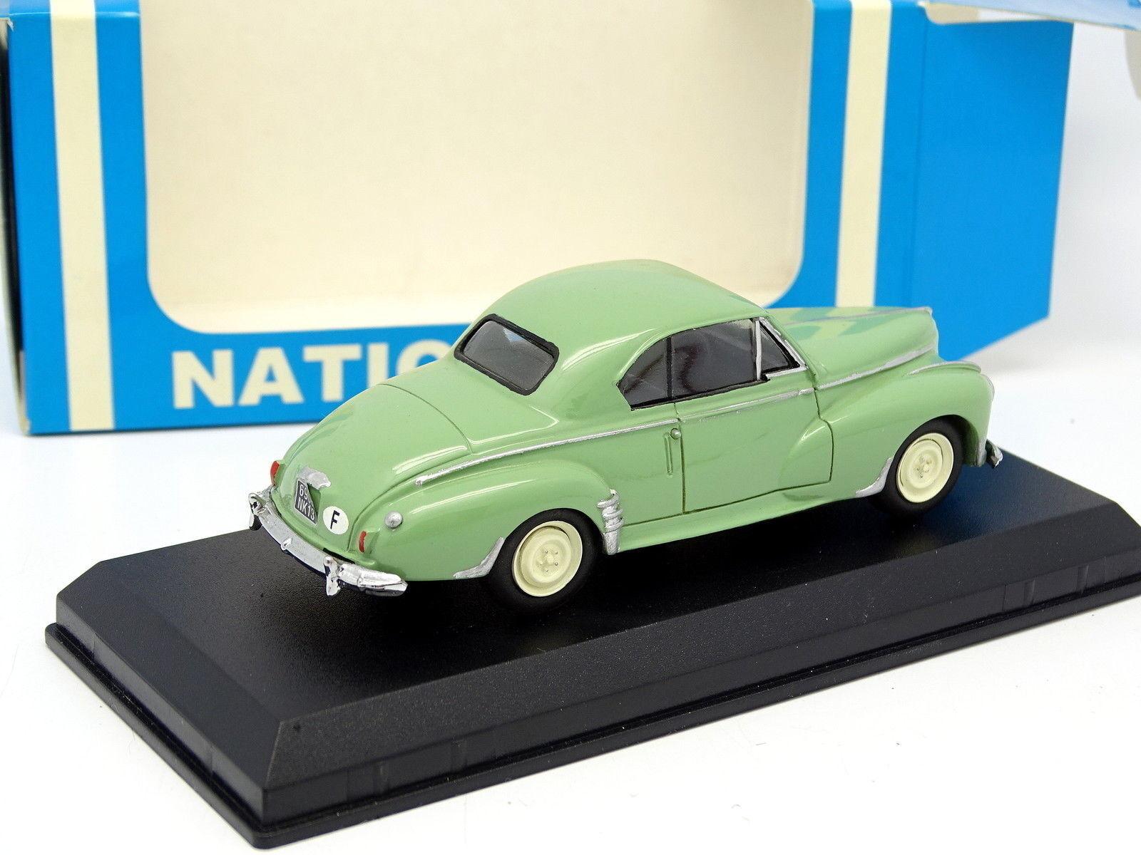 Starter N7 Provence Résine 1 43 - - - Peugeot 203 Coupe verdee 1953 6a3032