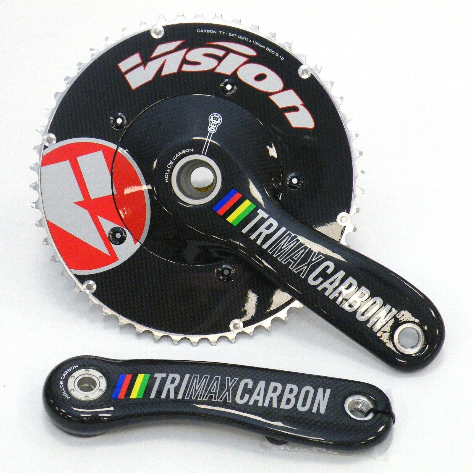 Vision Trimax Aero cronometro Guarnitura per BB30  172.5mm 4252