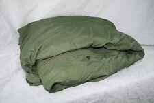 Cold Weather Sleeping Bag Green Military USGI Modular Great Condition!