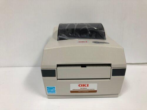 Okidata LD620D Serial Parallel USB Thermal Label Printer