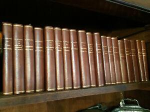 Kipling-Rudyard-en-21-volumes-de-1924-a-1929