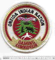Oneida Indian Nation Gaming Commission Patch