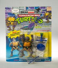 Teenage Mutant Ninja Turtles: Headdroppin Don Playmates 1991-MOC