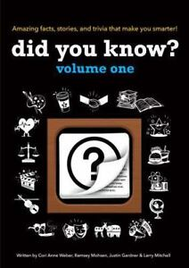 Most Interesting Facts >> Details About Did You Know A Collection Of The Most Interesting Facts Stories And Triviaeve
